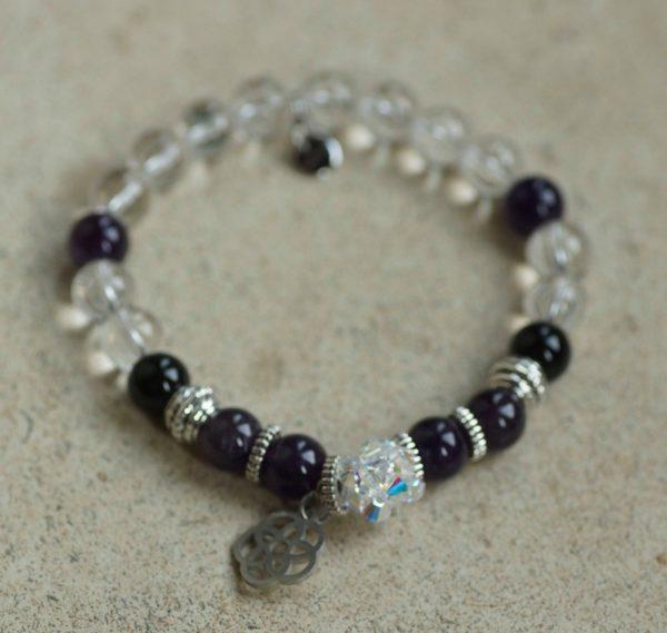 Bracelet Femme institut de coaching holistique
